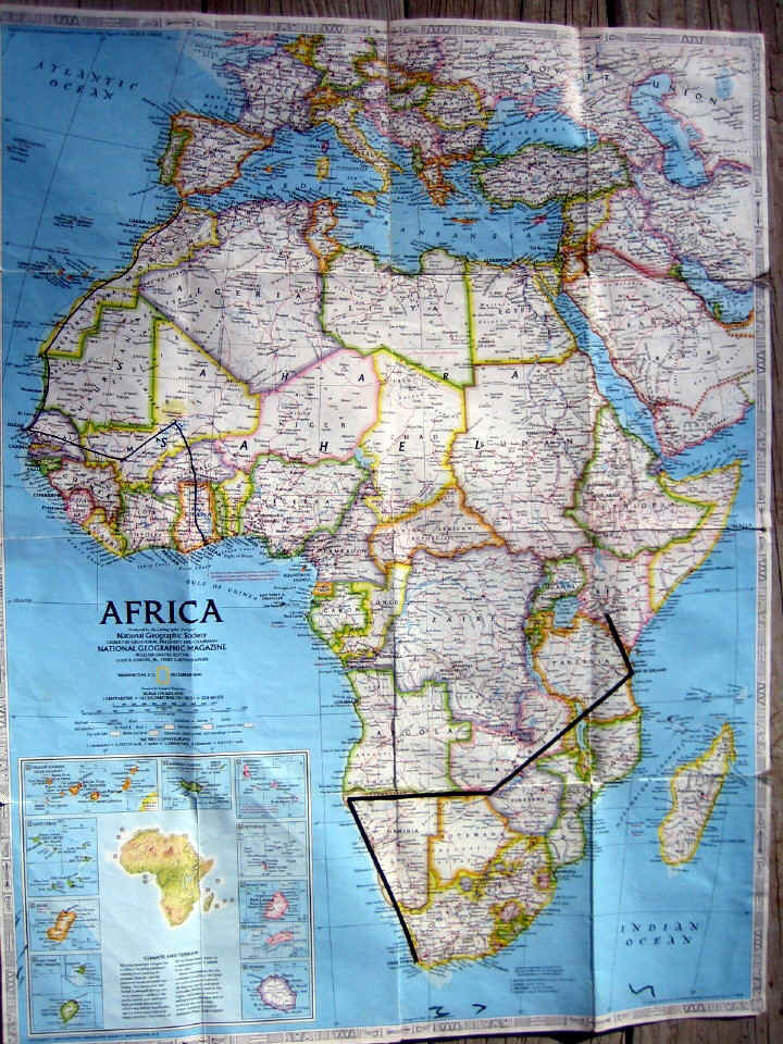 map of proposed trip to Africa.JPG (323631 bytes)